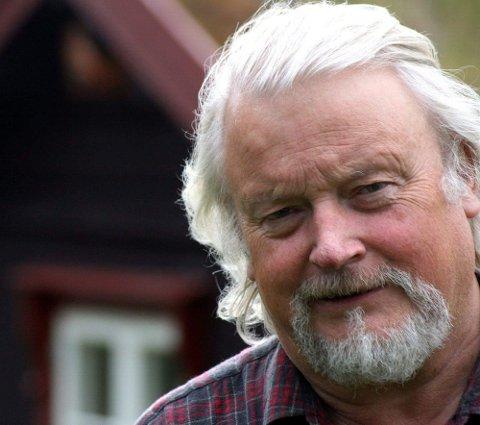 TILBAKE PÅ RØROS: Per Edgar Kokkvold
