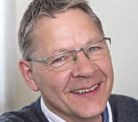 Deltar: Generalsekretær Harald O. Norman.