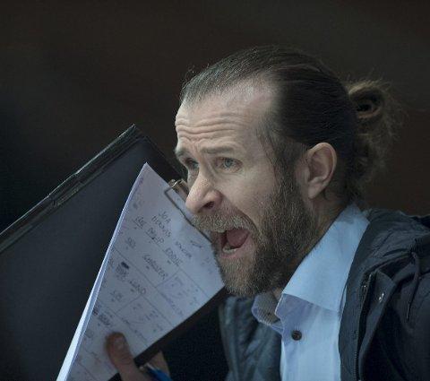 Pål Erik Glomsaas var henrykt over mentaliteten BIK-spillerne viste da de snudde 0-4 til seier 7-6. FOTO: MAGNE TURØY