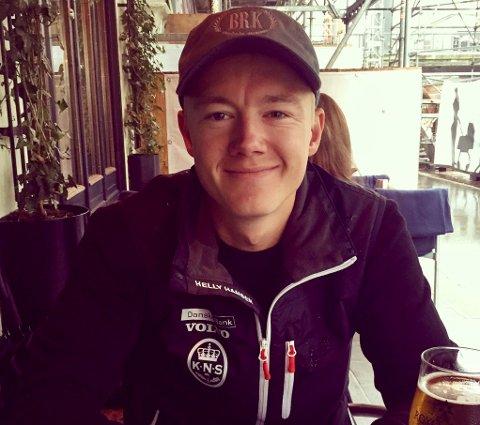 Tobias Tonum (26) fra Drammen skal bruke de neste årene på å utvikle de selskapene han har startet.