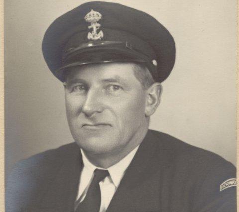 OMKOM: Motstandsmannen Harald Langø unnslapp tyskarane under krigen, men miste livet på sjøen kort tid etter at krigen var over.