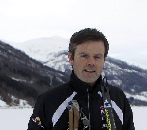 Arne Helgheim.