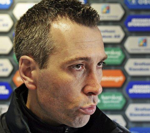 MOMENTUM: Andrea Loberto vil se mer av det samme som han så i 2. omgang mot Åsane borte mot Elverum søndag.