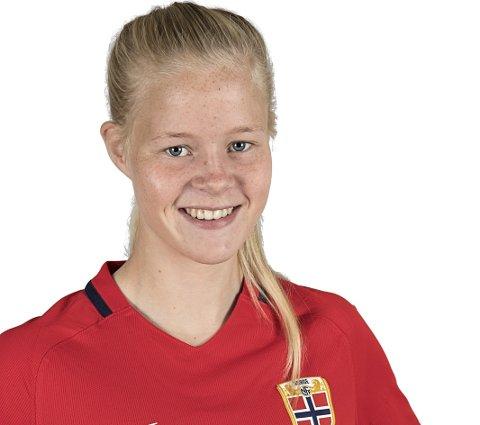 Klar for Røa:  Katrine Winnem Jørgensen er klar for Røa etter å ha takket nei til flere tilbud. Arkivfoto