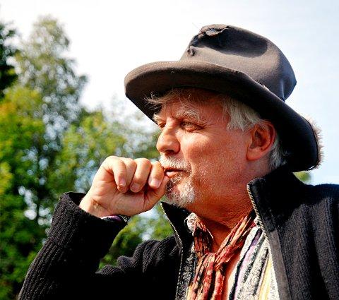 GRANLUND: Fredag kan du høre denne karen i havna, da er nemlig Trond Granlund på besøk med bandet sitt.