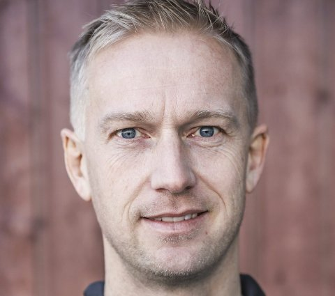 ROLIG: Anders Viken framstår som en rolig, og reflektert 43-åring. Han merker at han er blitt voksen.