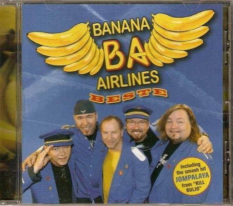 CALYPSO OM VÅREN: Banan Flyselskap.