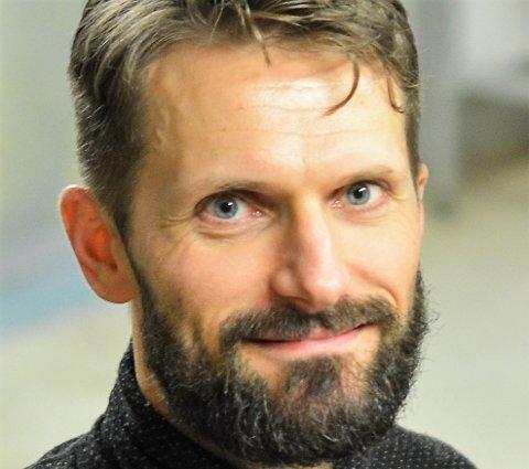 Reinhard Lund-Mikkelson tar over etter Alf Eidsvik. (Arkivfoto).