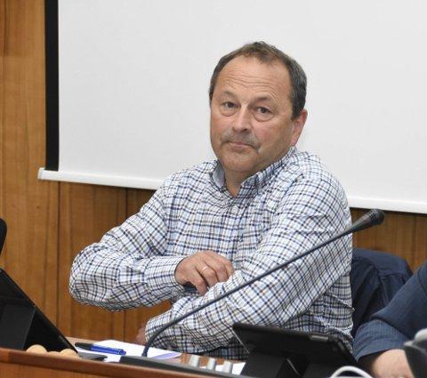 – Ikke tjenlig: Varaordfører Frank Johnsen (Sp) ville ikke kritisere Lofotrådet.