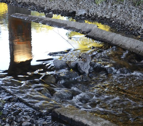 VENTER PÅ DOM: Rettsaken mot mannen som står tiltalt for å ha forurenset Gjersrudbekken og Ljanelva gikk over tre dager i Oslo tingrett. ARKIVFO