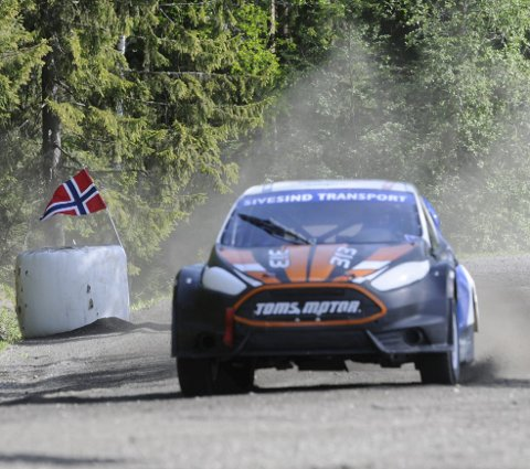SPENNENDE 1: John Magnus Sivesind fra NMK Gjøvik.