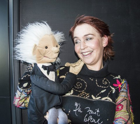 Herbert: Når den sangglede og amorøse dukken Herbert dukker opp med mezzosopranen Cecilie Schilling blir det alltid moro.