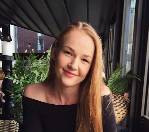 POLITI: Solrun Krogsrud (26) har flyttet til Nordland på grunn av jobben sin.