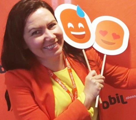 Elisabeth Norberg på Duken er opptatt av digitale løsninger både privat og på jobb og nå har hun ledet arbeidet med en ny app.