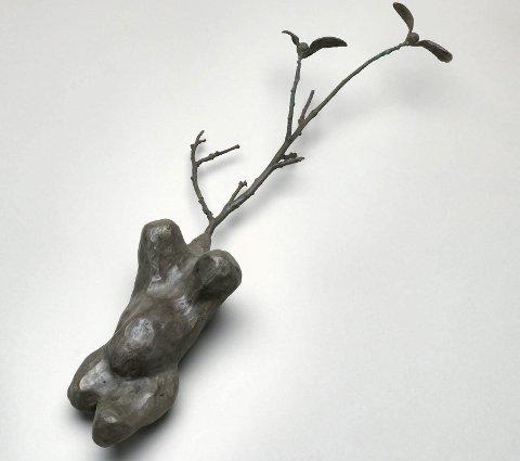 Gjenvekst og frodighet: «Topiary» fra 2005.  Foto: Christopher Burke 2017