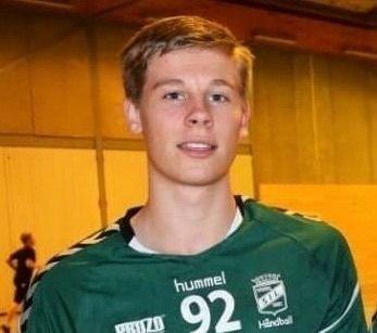 NY KLUBB: Lars Oscar Søtorp Kaaterud fortsetter karrieren i  Halden Topphåndball.
