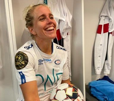 OPPTUR: Elise Thorsnes opplever ein ny opptur på fotballbana. Onsdag blei det hattrick mot gamleklubben Stabæk.