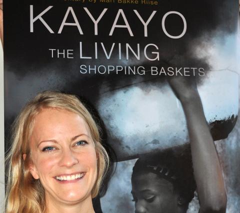 Mari Bakke Riise er Oscar-kvalifisert med den prisbelønte dokumentaren «Kayayo»