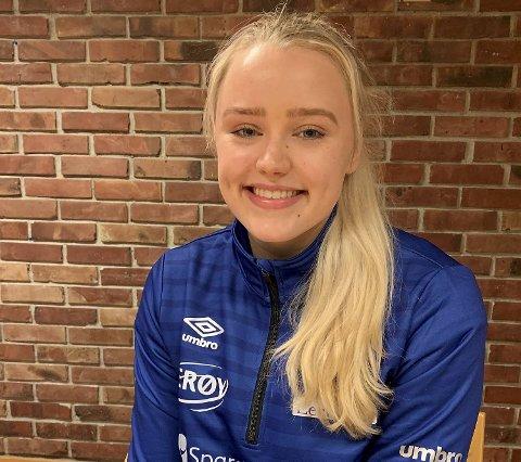 Den talentfulle keeperen Eli Skogstrand (19) har vært koblet til flere forskjellige klubber, men i går kveld signerte hun for Tertnes.