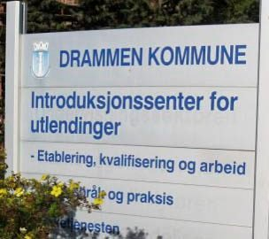 FRA 65 TIL 73: Drammen kommune blir bedt om å bosette flere flyktninger.