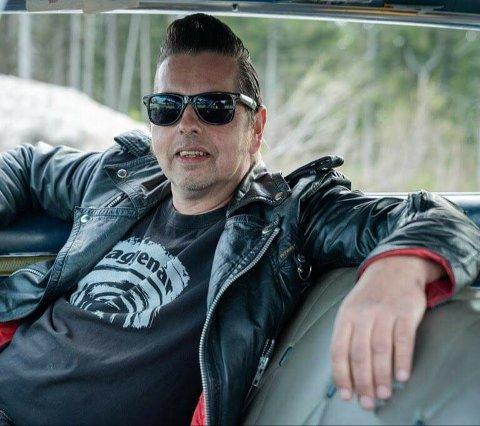 Oppgjør med sine egne: «Wunderland»-profil Svein Arne Hugsten er møkka lei at raggare og rånere selv fyrer opp under et dårlig rykte ved å søple og knuse, slik det ble gjort på Street Meet på Flisa i helga.