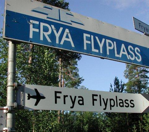 INITIATIV: Hvis noen inviterer, tar jeg gjerne en tur til Frya i sommer. Med el-fly kan flystripa der oppleve en liten renessanse, skriver Ketil Kjenseth, leder i Stortingets miljø- og energikomite.