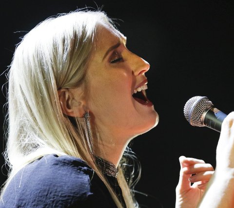 Konsert: Christel Alsos skal holde konsert i Sandnessjøen fredag.