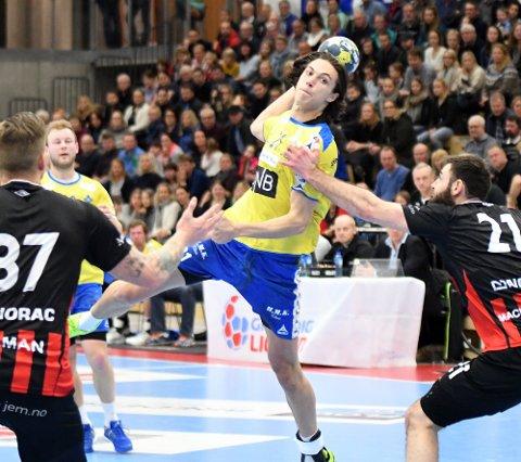 PÅ LANDSLAGET: Talentet Fabian Sandven fra BSK er tatt ut på landslagssamling på Elverum fra 6. til 11. juni