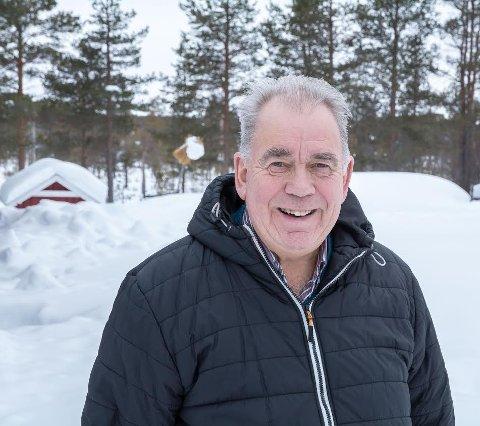 TRENERLEGENDE: - Ren-Eng klarer seg godt uten meg. Nå får jeg tenke på egen helse, sier Bo Berndtsson som har vært trener og leder i Ren-Eng siden 1972.
