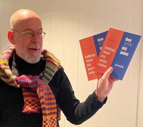 FORFATTER: Per-Erik Berge (68) er klar med ny bok.