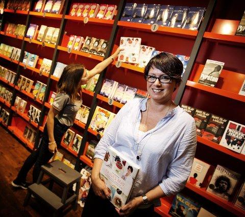 BESTSELGER: Hennes første kokebok (2013) har solgt 175.000 eksemplarer. Arkivfoto: Martin Lundsvoll