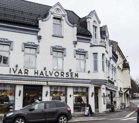 Aktiv arkitekt: Bygget til Baker Halvorsen var bare ett av veldig mange som ble tegnet av arkitekt Gustav Gulbrandsen i 1900.