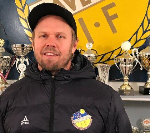 NY NAVESTAD-TRENER: Jørn Jansson blir Navestads trener i 2020-sesongen.