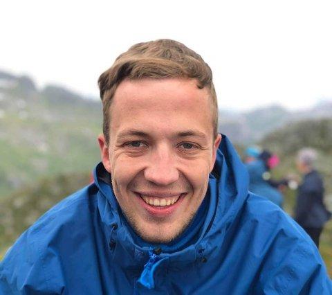 Henning Røyneberg holder seg i Norge i år også, men drømmer om Australia eller Amerika.