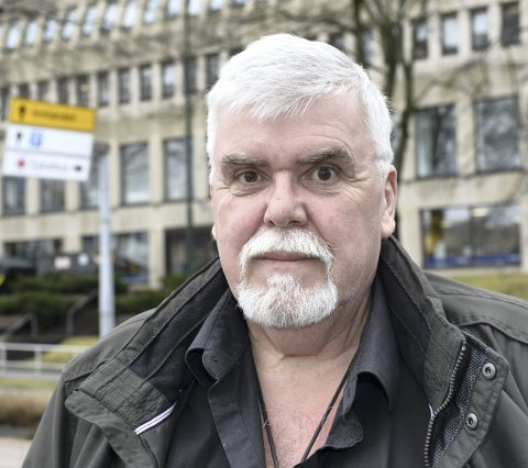 Rødt: Stein Kristiansen er Rødt sin førstekandidat til kommunevalget i Kristiansund til høsten.