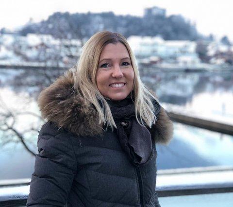 ÅPEN: Da rektor ved Åsgården skole, Mette Skaane testet positivt på korona, valgte hun å sende ut et melding til alle foresatte som har barn på skolen.
