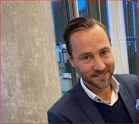 Hytterekord: Hermann Grøv har solgt ei hytte på Hedalsfjellet til 4,26 millioner kroner, som er ny rekord.