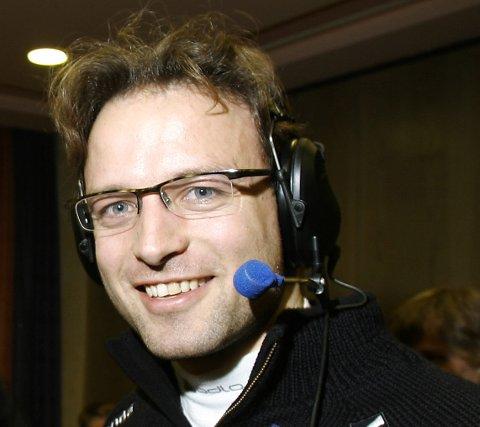 Alf Koksvik fikk toppjobb i IBU. Foto: Heiko Junge / NTB SCANPIX