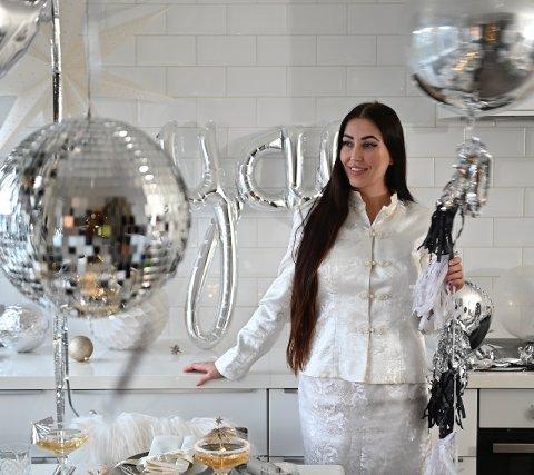 KREATIV: Maren Baxter fra Flekkefjord har 167.000 følgere på Instagram, og er for fjerde gang nominert i Gullfjæren interiørawards.