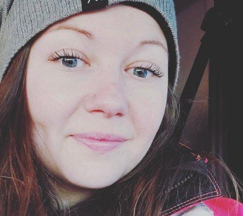 Finnes ikke tvil: Beathe Kristin Breimo-Juvik (31) er sikker i sin sak, og hun får full støtte fra alle rundt henne på valget hun har tatt.
