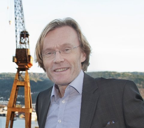 – Jeg sto uten inntekt, sier Tangerås, om hvorfor han takket ja til stillingen i Cruise Norway.