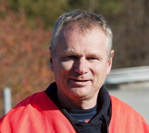 Tor Høyland, trafikksikkerhetstrevisor i Statens vegvesen.