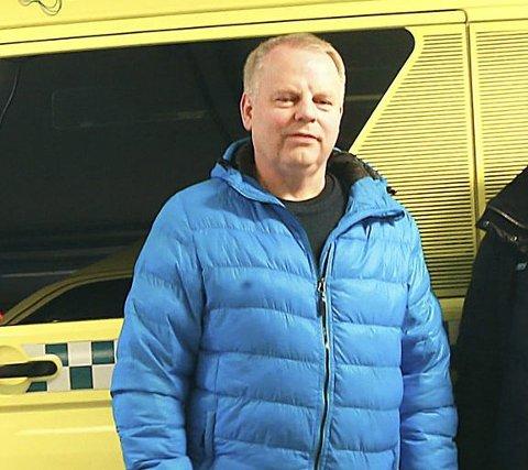 Eigil Horsdal, rådgiver i fagforbundet Delta, er klar til å bidra når det skal ryddes opp innad i ambulansetjenesten i UNN HF.