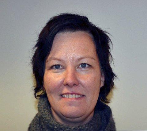 Pris: Daglig leder i Gratangen Næringsforum, Anja Solvang. Foto: Harold Jenssen