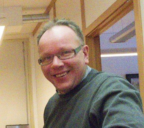 Daglig leder: Håvard Hjallar er daglig leder i TINN. Han ser frem ti at Rallardagene nå gjenoppstår.Arkivfoto
