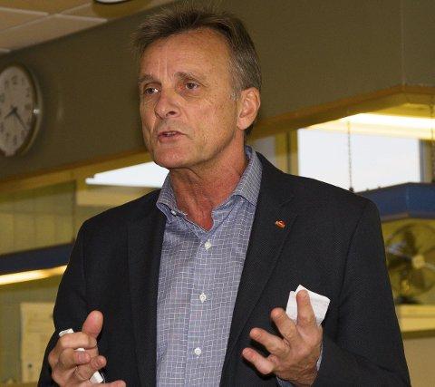 BEKYMRET: Økningen i antall uføre i aldersgruppen 30-39 år gir grunn til bekymring. Det sier NAV-direktør Terje Tønnessen.