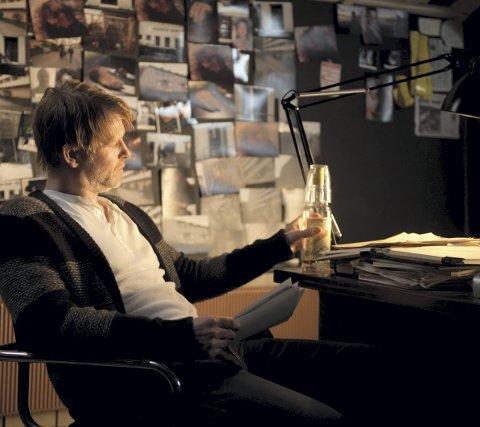 Detektiv: Trond Espen Seim som Varg Veum.foto: filmweb