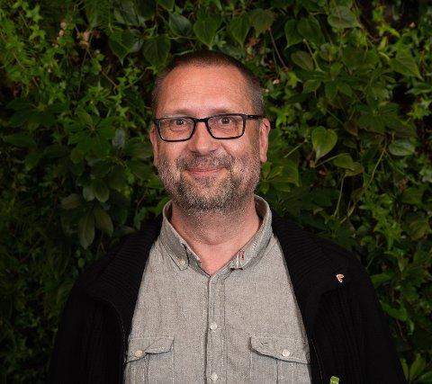 Bernd Elmies i Suldal MDG