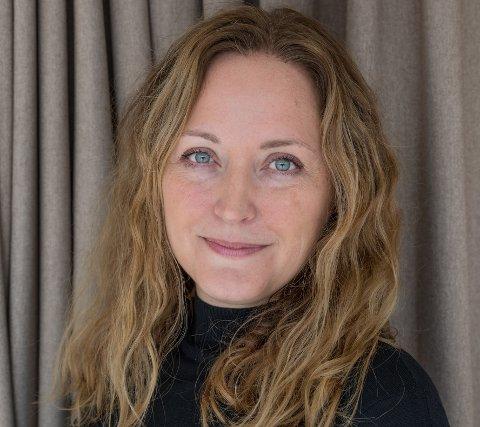 LEDER: Signe Norbotten er lokallagsleder i Utdanningsforbundet Haugesund, under streiken er hun også leder for det lokale konfliktberedskapsutvalget for Unio.