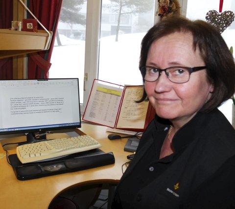 Et tips: – Det er utstedelsesdatoen på førerkortet du må se påKirsti Bjørklund